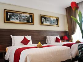 Puri Kesari Guest House, hotel near Batu Jimbar Café, Sanur