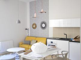 Cosy apartment ideally located in the Old Town, ξενοδοχείο κοντά σε Βασιλική της Παναγίας της Φουρβιέρ, Λυών
