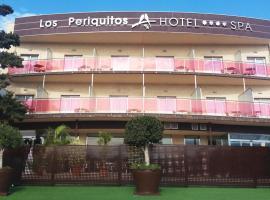 Complejo Hostelero Los Periquitos, hotel en Fortuna