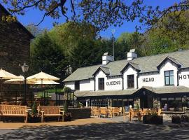 The Queen's Head Hotel, hotel in Troutbeck