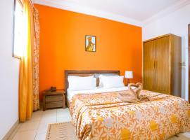 Le Feto, hotel in Dakar