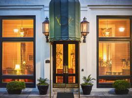Planters Inn on Reynolds Square, inn in Savannah