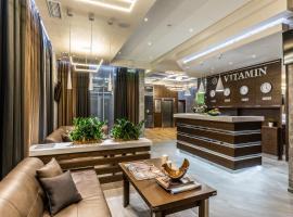 """Hotel """"VITAMIN"""", hotel in Krasnodar"""