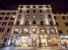 Hotel 87 eighty-seven - Maison d'Art Collection, hotel in Spagna, Rome