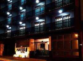 Hayer Hotel, hotel in Erechim