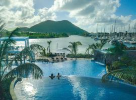 Harbor Club St Lucia, Curio Collection by Hilton, hotel in Gros Islet