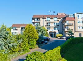 Hotel Donny, hôtel à La Panne