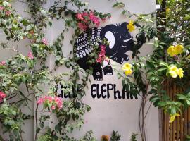 Little Elephant Cottage, hotel near Turtle Conservation Gili Trawangan, Gili Trawangan
