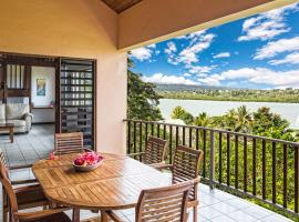 Poppy's on the Lagoon, apartment in Port Vila