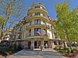 Apartament Róża Wiatrów, apartment in Świnoujście