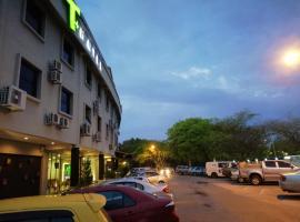 T+ Hotel Sungai Petani, hotel in Sungai Petani