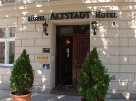 Altstadt Hotel, hotel in Potsdam