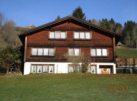 Stofel 2078, hotel near Alt St. Johann-Sellamatt, Unterwasser