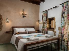 Dream Art Studios, accommodation in Chania Town