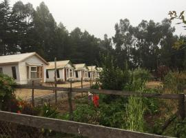 Hecmar 2, country house in Pichilemu