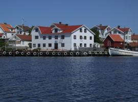 Hotell Fisketången, hotell i Kungshamn
