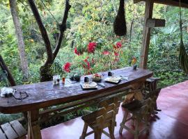 Finca San Rafael - Cafe y Cacao, farm stay in Minca