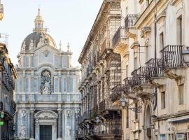 Duomo Suites & Spa, hotel in zona Piazza dell'Università, Catania