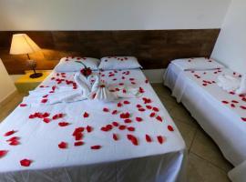 Hotel Pousada Delplata, hotel perto de Lago Querência, Serra Negra