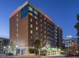 Hampton Inn & Suites Little Rock-Downtown, hotel in Little Rock