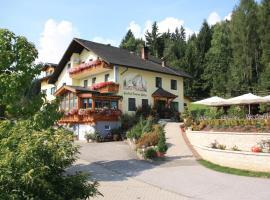 Gasthof Pension Zoller, Hotel in Wolfsberg