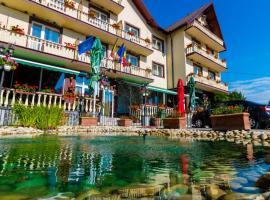 Hotel Dumbrava, hotel din Rupea