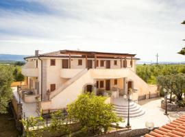 Il Giardino, glamping site in Foce Varano