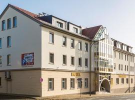 City Partner Hotel Lenz, hotel in Fulda