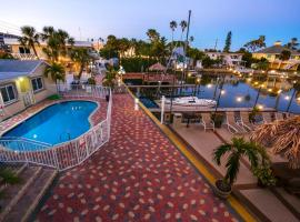 Bay Palms Waterfront Resort - Hotel and Marina, hotel near Dolphin Landings Charter Boat Center, St Pete Beach