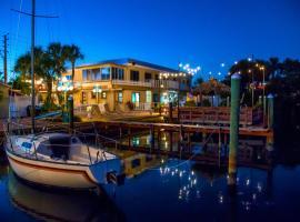 Bayview Plaza Waterfront Resort, hotel near Dolphin Landings Charter Boat Center, St Pete Beach