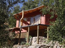 Tres Continentes, vacation rental in San José de Maipo