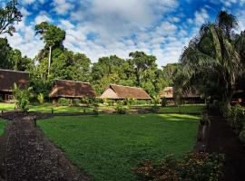 Inkaterra Guides Field Station, hostel in Puerto Maldonado