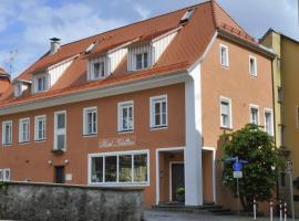 Hotel Garni Viktoria, Hotel in Lindau