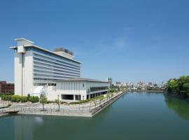 Hotel Nagoya Castle, hotel in Nagoya