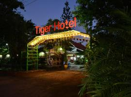 Tiger Hotel and Golden Lion Restaurant, hotel in Pyin Oo Lwin