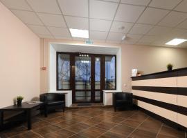 Павлов Отель, отель в Омске