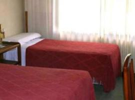 Hotel City, отель в городе Трелью