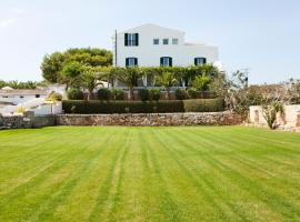 Sant Joan de Binissaida, country house in Es Castell
