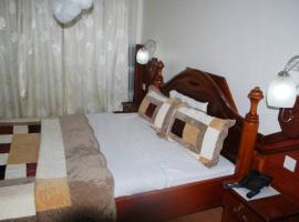 Palm world Hotels, hotel in Mbarara