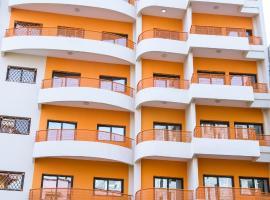 Le Feto 3, hotel in Dakar