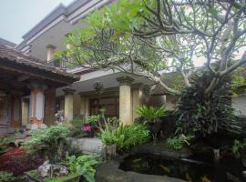 Jepun Bali Ubud Homestay, hotel near Yoga Barn Studio, Ubud
