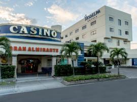 Hodelpa Gran Almirante, hotel in Santiago de los Caballeros