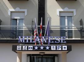 Hotel Milanese, hotel a Rimini, Torre Pedrera