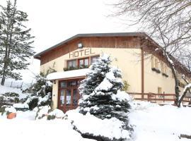 La Panoramica 89, hotel in Pescasseroli