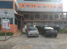 Hotel dos Viajantes, hotel em Juiz de Fora