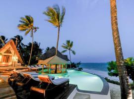 Baladin Zanzibar Beach Hotel, resort in Michamvi