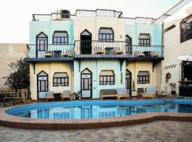 Monica Hotel, hotel in Dahab