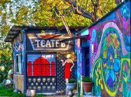 Camping Marindia, campground in Salinas