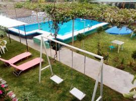 Hotel Campestre Corina, hotel in Pisco