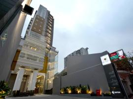 Gino Feruci Braga by KAGUM Hotels, hotel in Bandung
